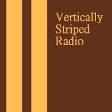 Vertically Striped Radio