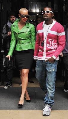 fae0b2a4 Kanye & Amber Rose