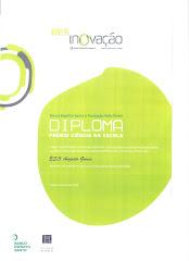 Diploma do Prémio