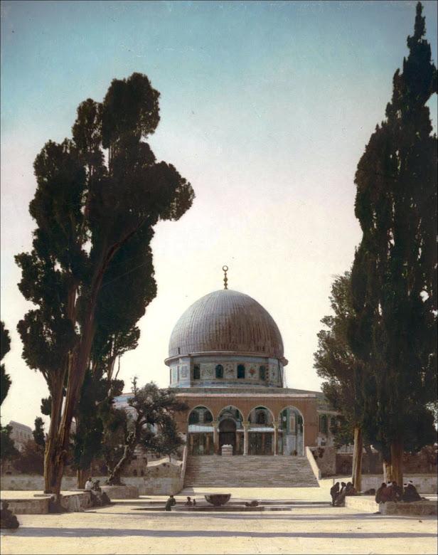 Osmanlı Filistini renkli bir dünyadır
