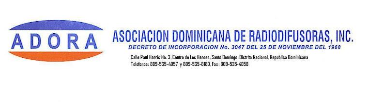 ASOCIACION DOMINICANA DE RADIODIFUSORAS, INC.
