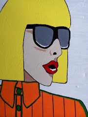 Modern POP Art Painting