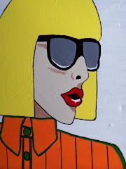 Modern POP Art Painting