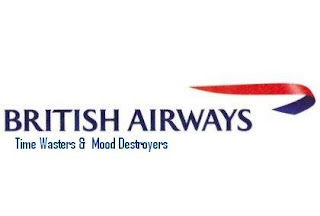 British Airways, BA in Chennai, BA logo