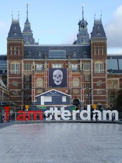 Rijksmuseum Amsterdam,Amsterdam,diamond skull