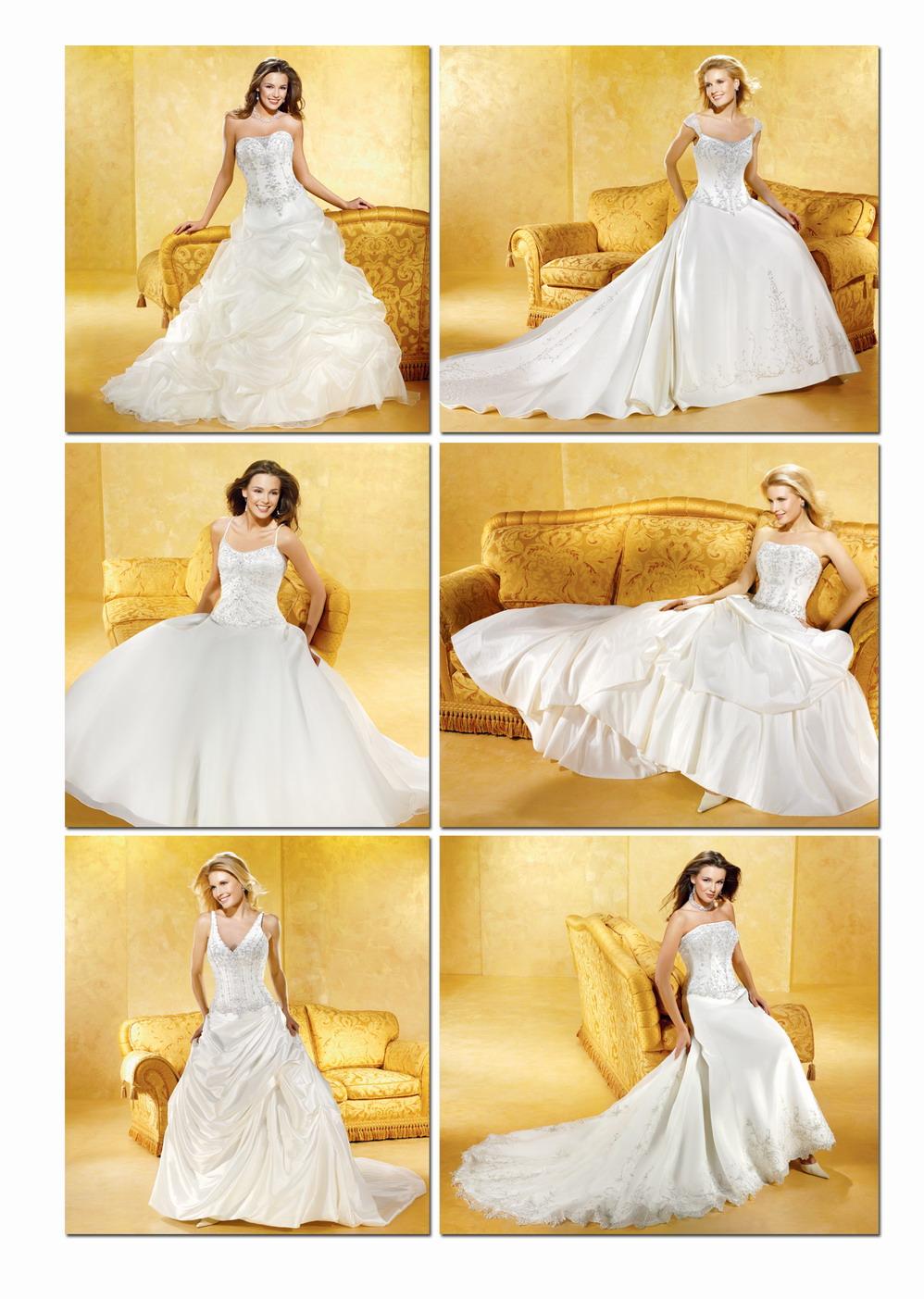 My beautiful picutre album pure white wedding dress for Pure white wedding dress