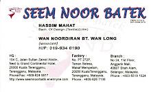 seem noor batik