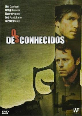 Filme Poster Os Desconhecidos DVDRip RMVB Dublado
