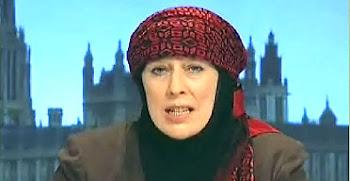 Yvonne Ridley (Wartawan daily Express London)
