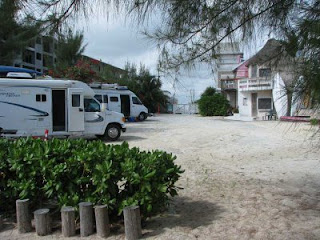 Acamaya Reef Campground