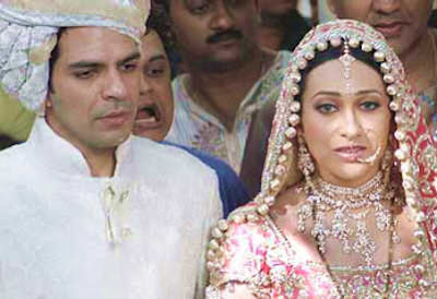 More Karisma Kapoor & Sanjay Kapoor marriage pics