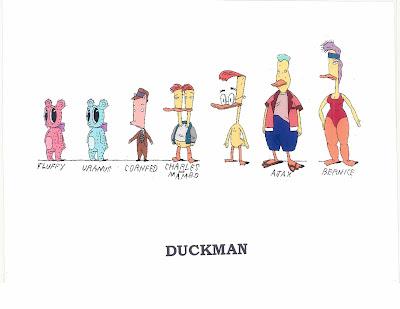 Mike Guerena: Duckman