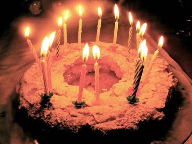 Roxane's birthday