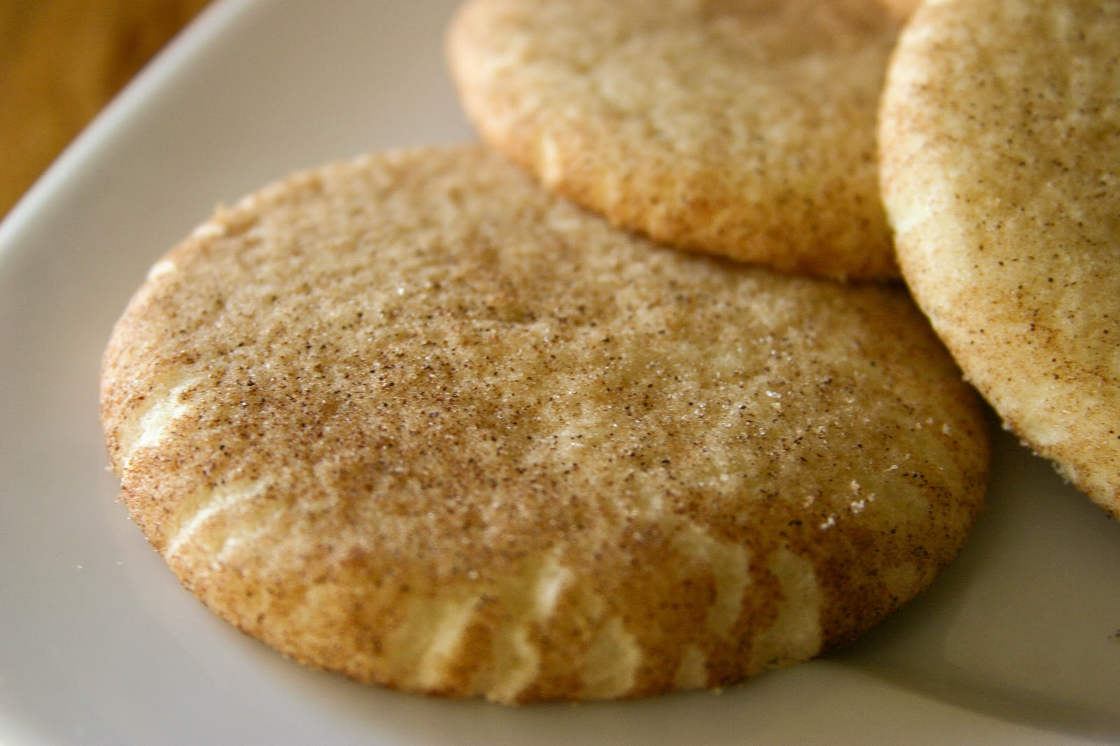Bakergirl: Perfect Snickerdoodles.