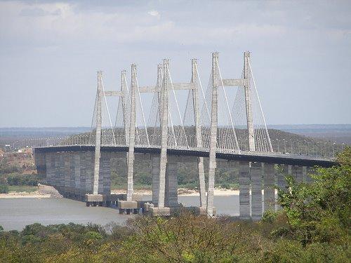 Estado Bolivar Puente Orinoquia
