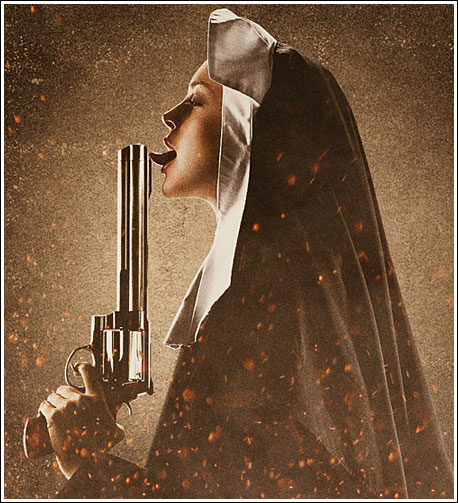 lindsay lohan machete picture. Lindsay Lohan