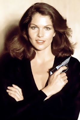 Lois Chiles - Moonraker (1979) Carole Broquete- For Your Eyes Only (1981)