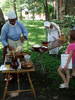 Timefest Comes to Senate House State Historic Site