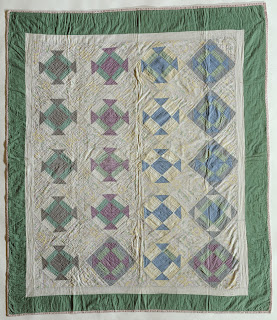 Rare World War II Relief Quilts Make First NY Stop