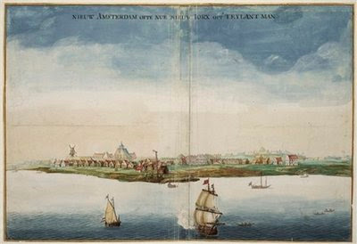 The New Amsterdam Trail, Free Downloadable Audio Tour