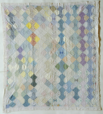 Exhibit Offers Rare Look at WWII Relief Quilts