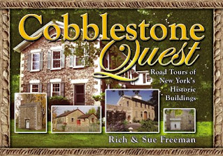 Cobblestone Quest – Road Tours of NYs Historic Buildings