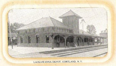 Roundtable to Discuss Cortland County Railroad History