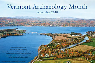 September Is Vermont Archaeology Month