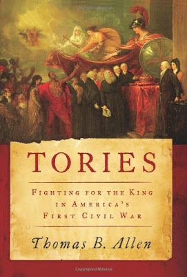 Tories: American Revolution and Civil War