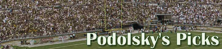 Podolsky's Picks