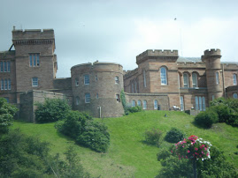 Could the most romantic city in the world be Inverness with the castle overlooking it?