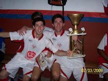 Campeon Torneo Verano 2009 Liga Santafesina