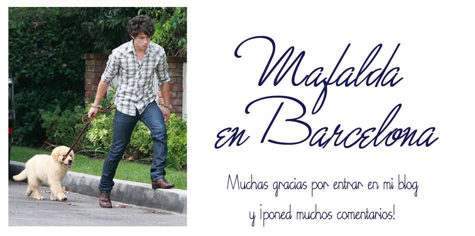 Mafalda en Barcelona