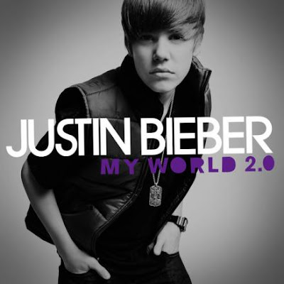 Justin Bieber World on Portada De Justin Bieber My World 2 0