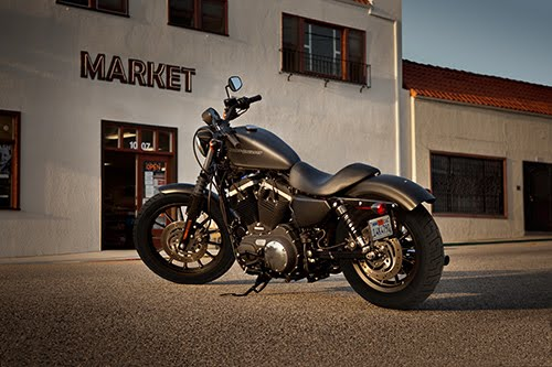 2011 HD Sportster  XL883N Iron 883