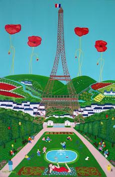 """""""Coquelicots...Paris"""""""