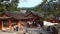 宮島厳島神社入口