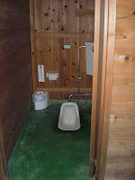 湯船森林公園女子トイレ