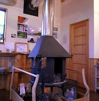 またしても暖炉・・・やはりここはヨーロッパ圏?