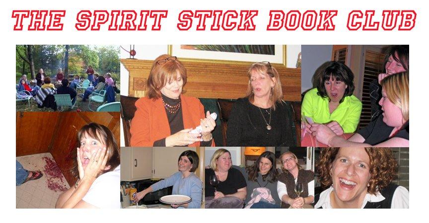 Spirit Stick Book Club