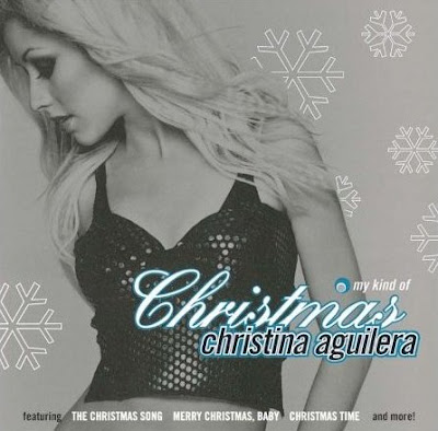 Christina Aguilera (1999-2010) My+Kind+Of+Christmas