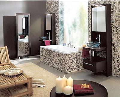 baño Bano-moderno-109545
