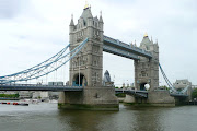. my son knew to look out for Peter Pan's bridge (Tower Bridge) as we . (tower bridge)