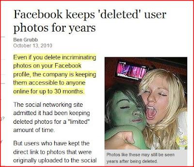 how to delete photos on facebook photos of you