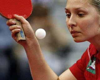 svetlana ganina Table Tennis