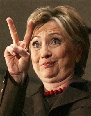 Хиллари Клинтон: «США рассматривают территорию Украины, как место для переезда»