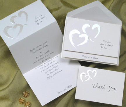 wedding invitations very