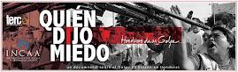 """Descarga el documental """"Quien dijo miedo - Honduras de un golpe"""""""