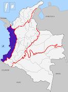 . costa sobre el Océano Pacífico y sobre el Mar Caribe, Valle del Cauca, . (reginp~ )