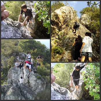 hiking@bukit tabor